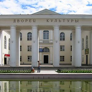 Дворцы и дома культуры Верхнего Услона