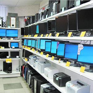 Компьютерные магазины Верхнего Услона