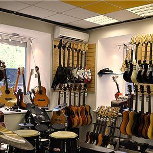 Музыкальные магазины Верхнего Услона