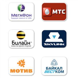 Операторы сотовой связи Верхнего Услона