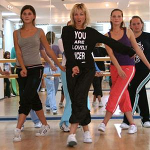 Школы танцев Верхнего Услона