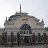 Железнодорожные вокзалы в Верхнем Услоне