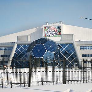 Спортивные комплексы Верхнего Услона