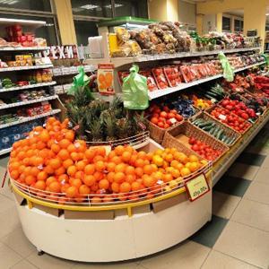 Супермаркеты Верхнего Услона